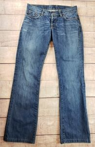 Lucky Brand Sweet Dream Jean Boot Cut Button Fly
